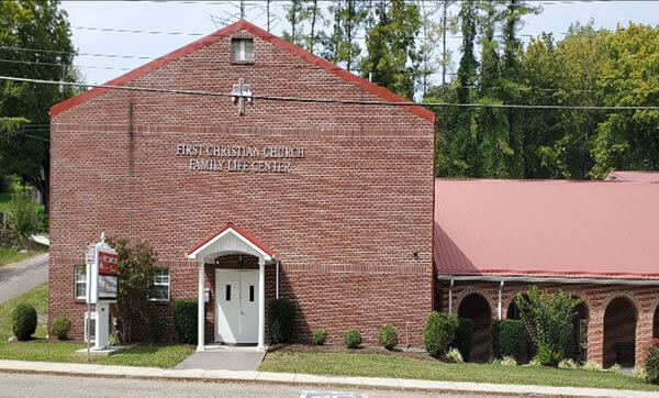 First Christian Church, Gate City Virginia