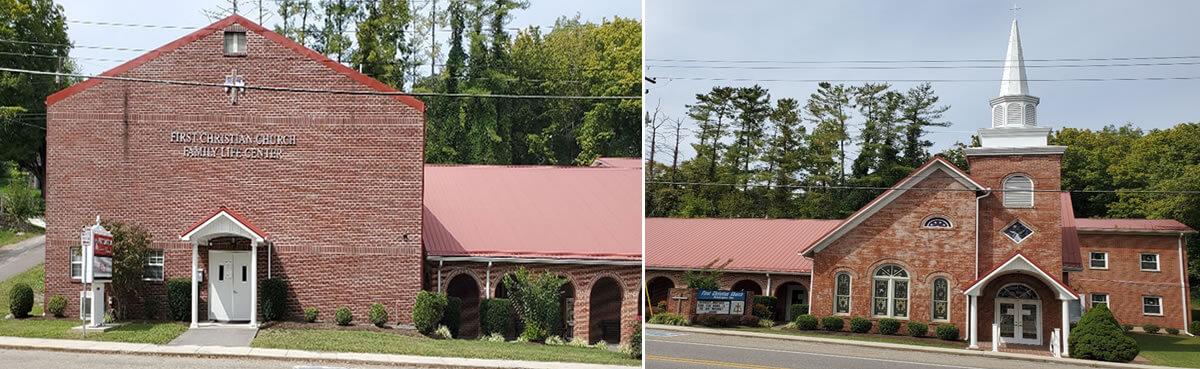 First Christian Church, Gate City Virginia